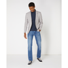Remus Uomo Men's Slim Fit Linen-Blend Stretch Jacket 11571_03