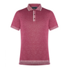 Remus Slim Fit Knitted Cotton Polo Shirt 58438