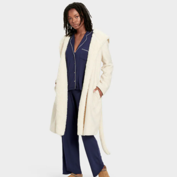Ugg PORTOLA REVERSIBLE DRESSING GOWN 1103683