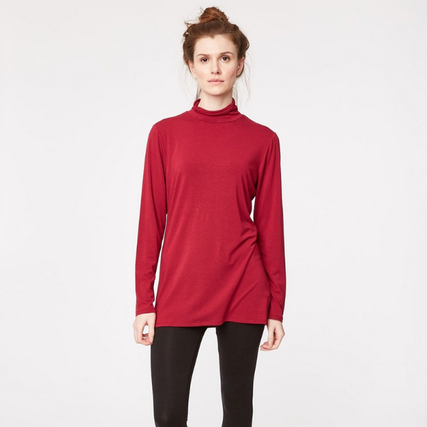Thought Bamboo Roll Neck WWT3402