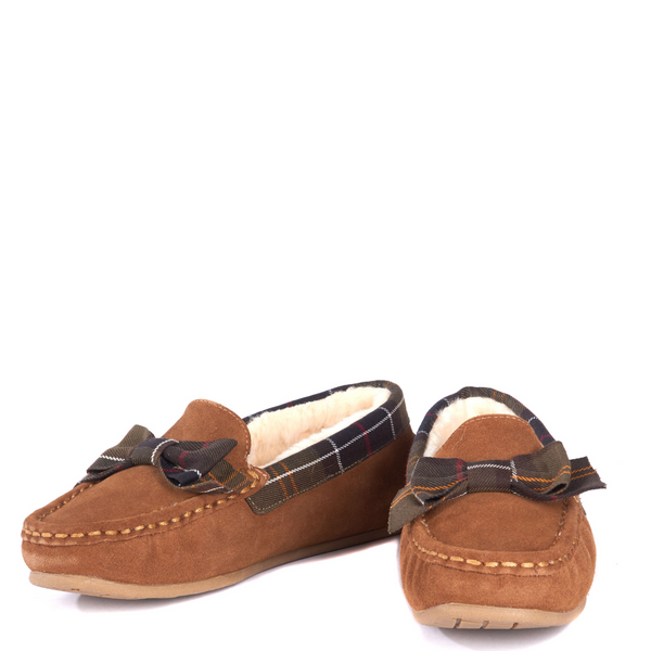 Barbour Sadie MOCCASIN Slipper LSL004