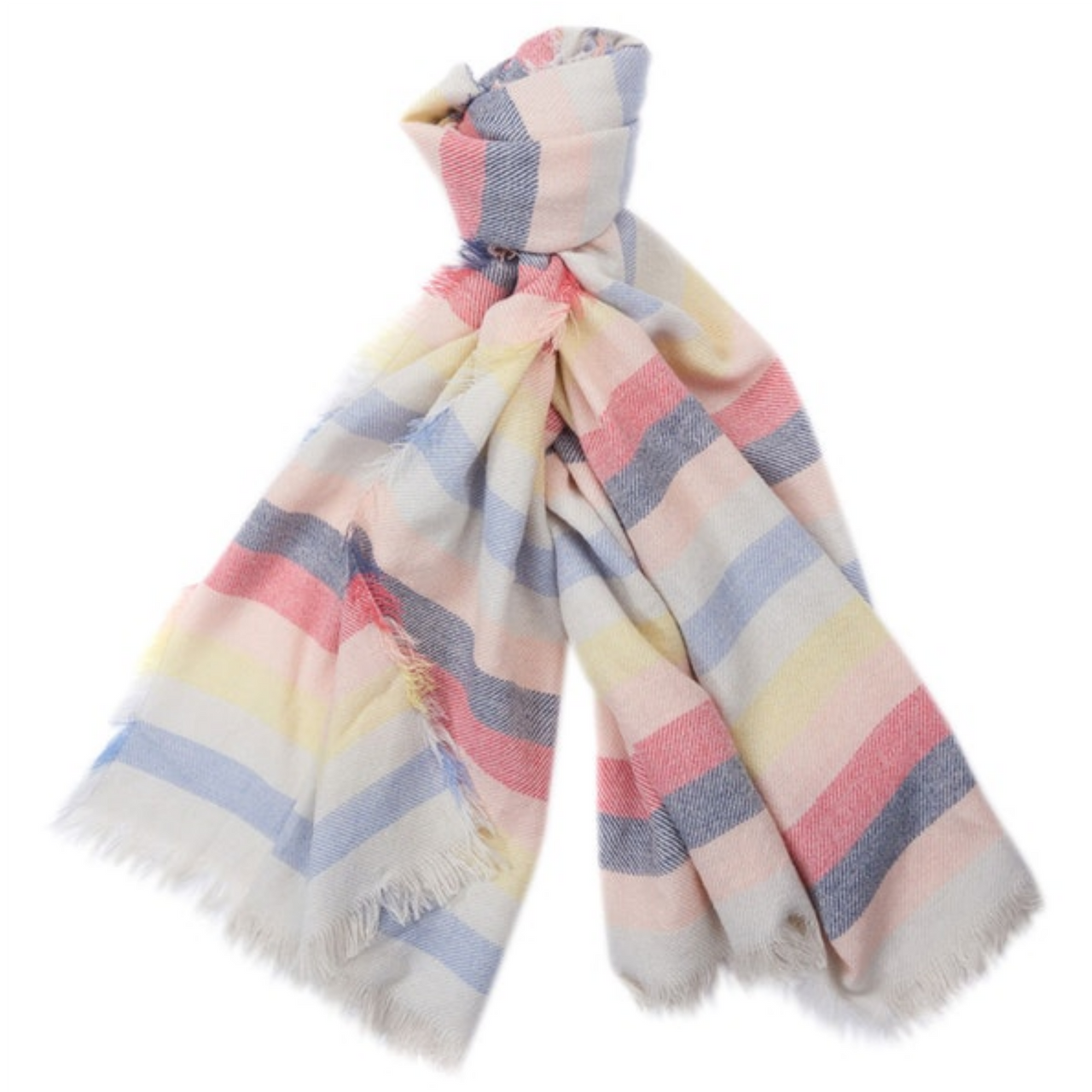 Barbour Freya Rainbow Wrap LSC028