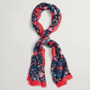 Thought Daffodils Poem Large Sarong Scarf 3570