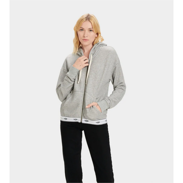 Ugg Women's Sena Hoodie - Grey Heather