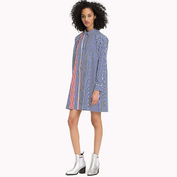 Tommy Jeans A -Line Shirt Dress 5194