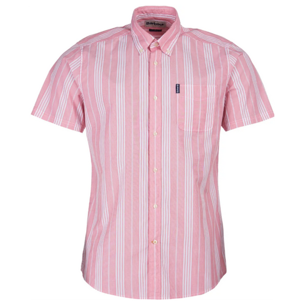 Barbour Stripe Short Sleeve Shirt  MSH4748