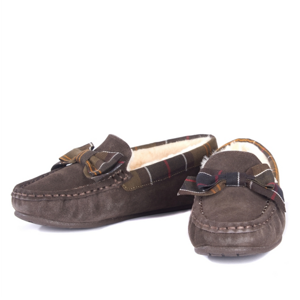 Barbour Sadie Mocassin Slippers LSL0004