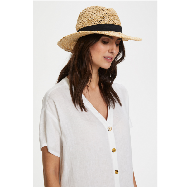 Part Two Chanti Straw Hat 5221