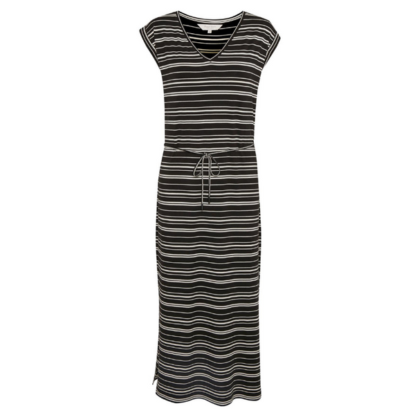 Part Two Halvea Stripe Jersey Dress 3218
