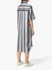 French Connection Byatt Striped Shirt Dress 71NCV