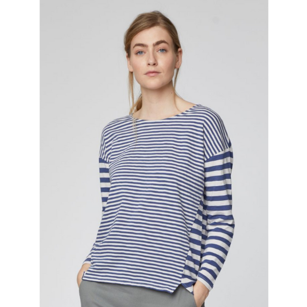 Thought Stripey Organic Cotton Tee WST4002