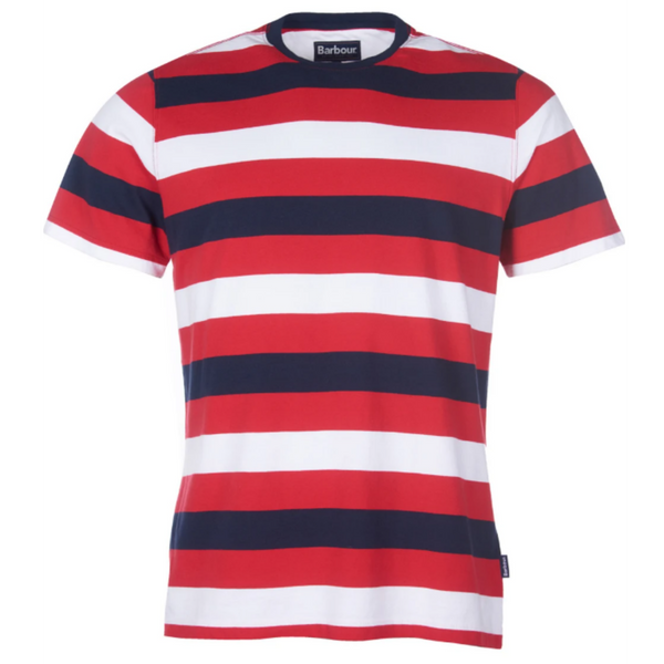 Barbour Duridge Stripe Tee MTS0715