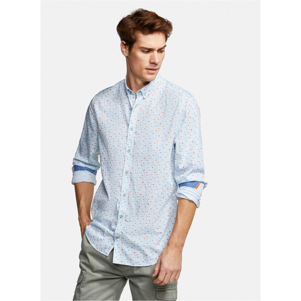 Colours And Sons SWIMSTAR-PRINT Shirt OWEN 9120-280