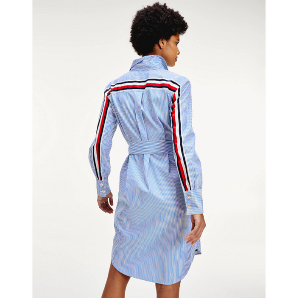 Tommy Hilfiger Lara Tape Shirt Dress 27796