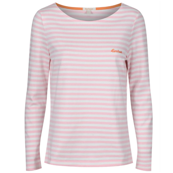 Barbour Hawkins Long Sleeve Stripe Tee