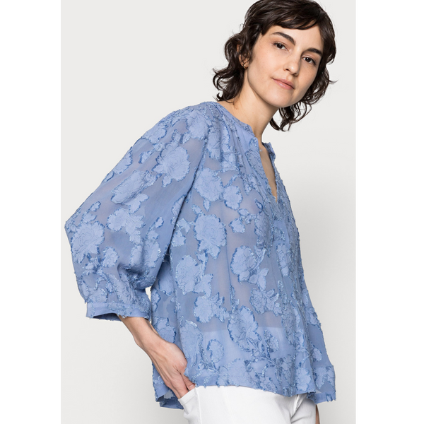 Part Two Heidrun Semi Sheer Blouse 5928