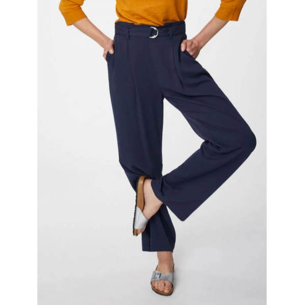 Thought Anzola Belted Bamboo Trousers WSB4691