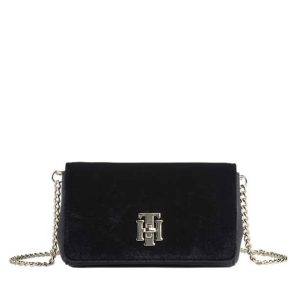 Tommy Hilfiger Lock Velvet Mini Bag 7826