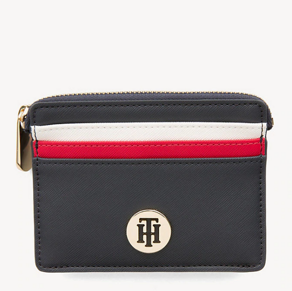 Tommy Hilfiger MONOGRAM CREDIT CARD HOLDER