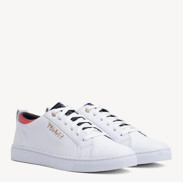 Tommy Hilfiger METALLIC DETAIL City Trainer 3776