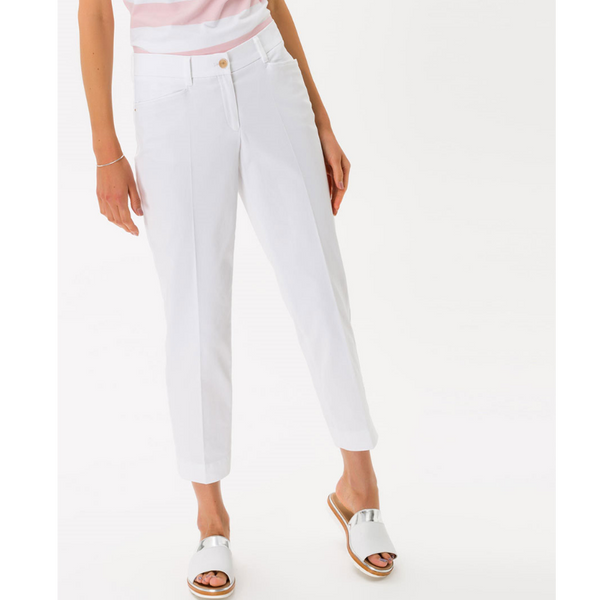 Brax MARA Summer Crop Trousers 75-1527