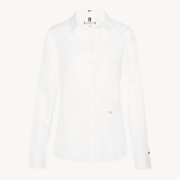 Giordano Luxury Twill Cotton Shirt 827830 - White