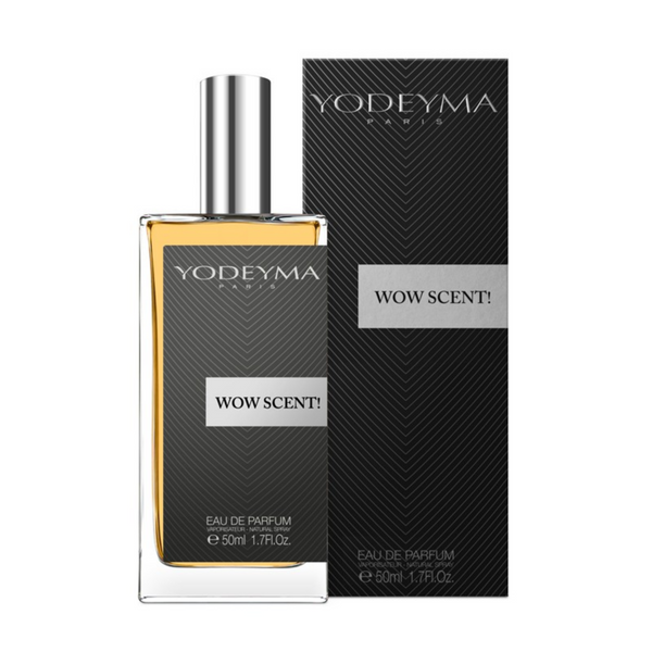 YODEYMA WOW SCENT EAU DE PARFUM 50ML - STRONGER WITH YOU - EMPORIO ARMANI ALTERNATIVE