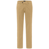 Fynch Hatton Trousers Zambia Pima Power stretch 1120-2805 Casual Fit - Yellow
