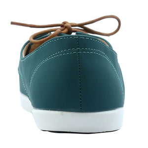 Green Synthetic Sneaker SB-278