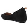 Black Suede Bellies - SB-18035