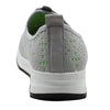 Grey Fabric Sport Shoes - SB-18133
