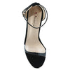Shuberry SB-19025 Suede Black Heels For Women