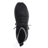 Shuberry SB-19065 Fabric Black Colour Sock Sneacker For Women