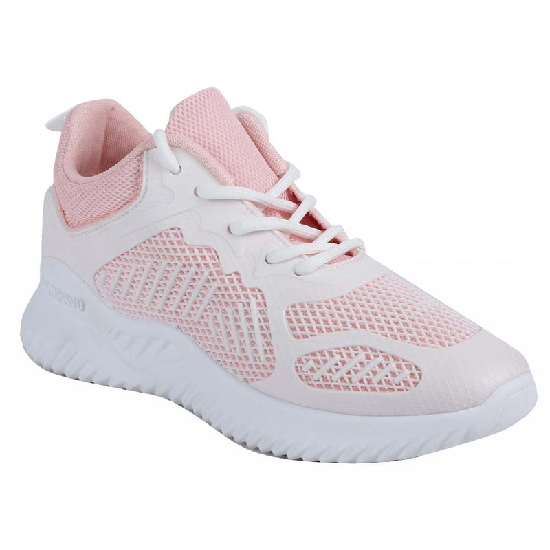 Shuberry SB-19069 Mesh Pink Colour Running Shoe For Women
