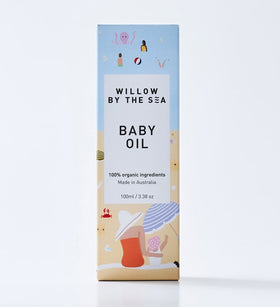 Willow Baby Oil 100ml