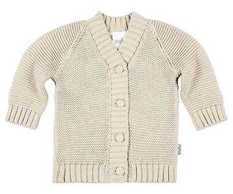 Toshi Cardigan Andy Oatmeal
