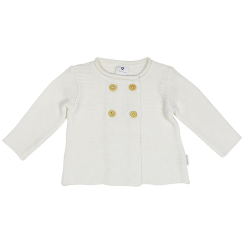 Korango Links Cardigan - Ivory
