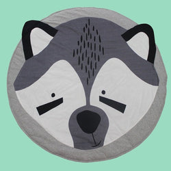 Mister Fly Play Mat - Racoon