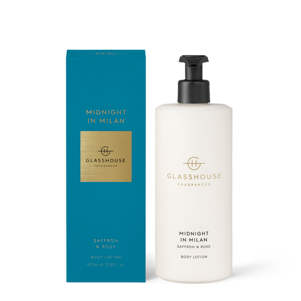 Glasshouse Milan Body Lotion