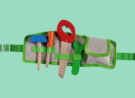 Toy Carpenters Tool Belt