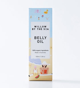 Willow Belly Oil 100ml