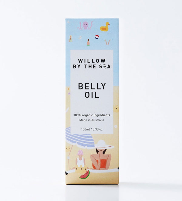 Willow by the Sea Belly Oil 100ml