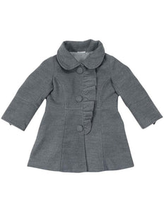 Korango Overcoat Grey