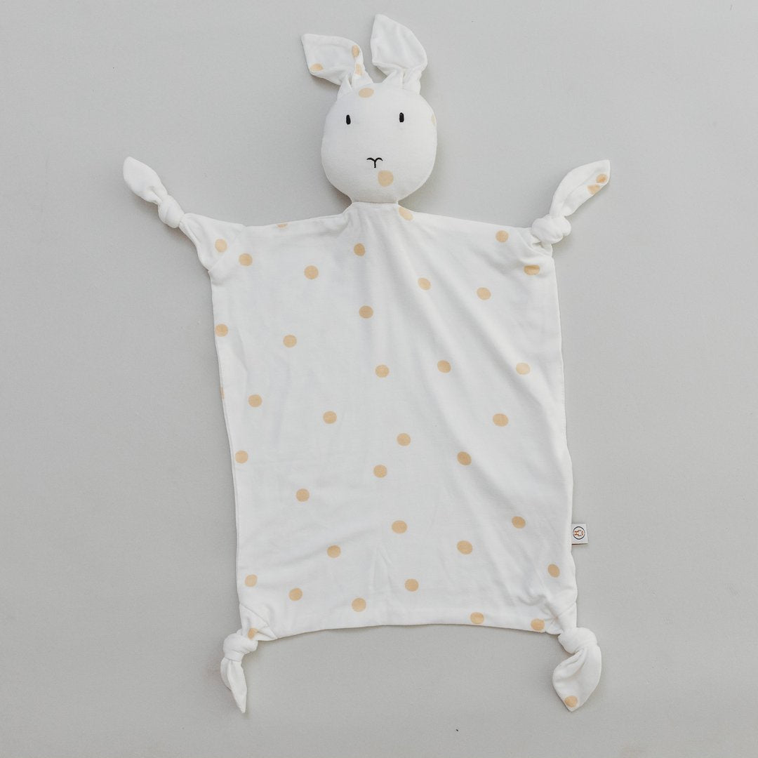 Halo & Horns Snuggle Bunny Wheat Spot