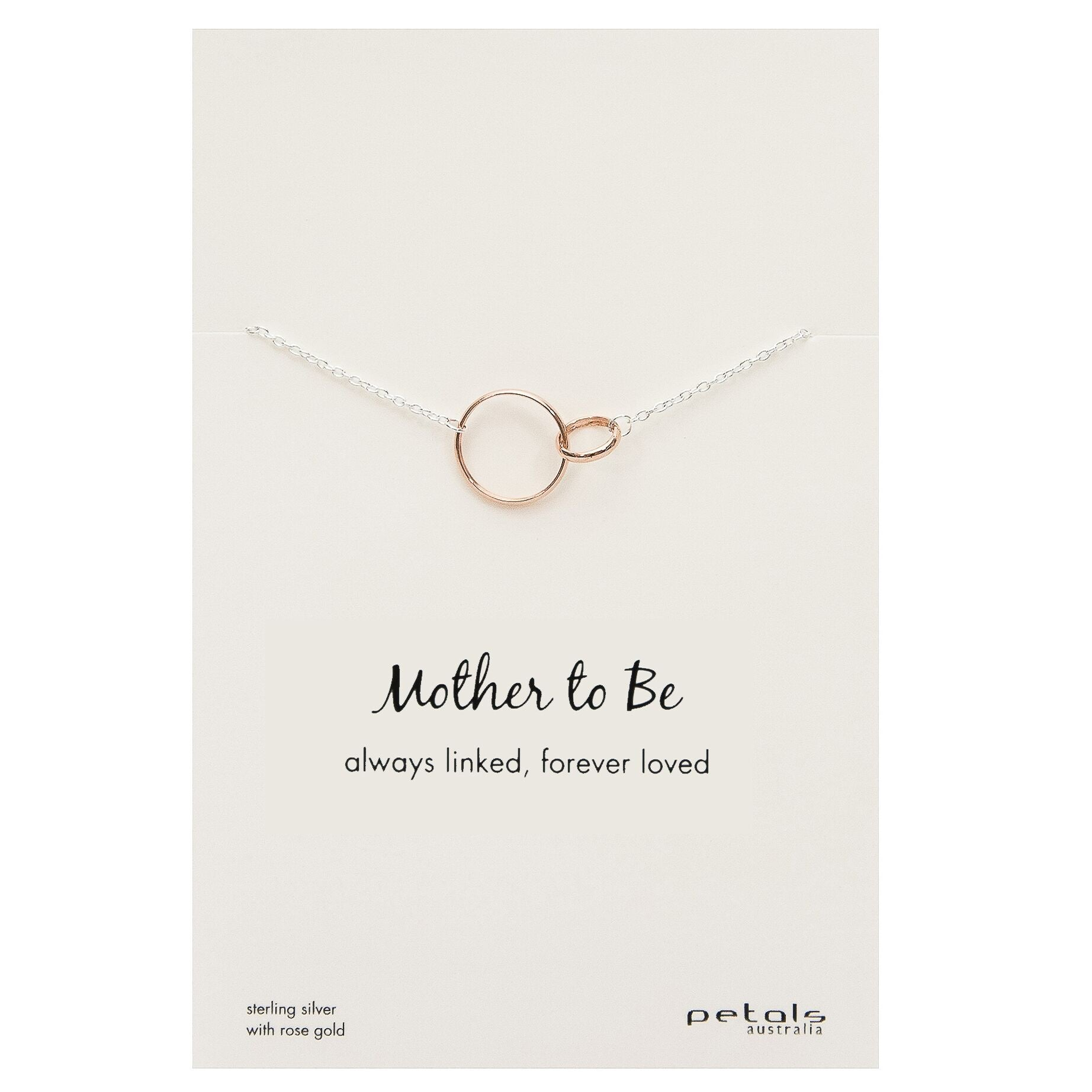 Petals Jewellery Mother To Be