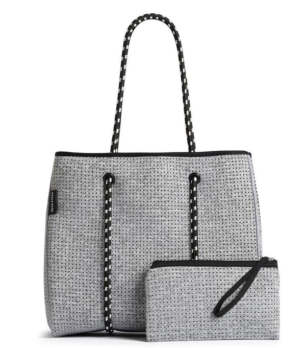The Portsea Bag - Light Grey