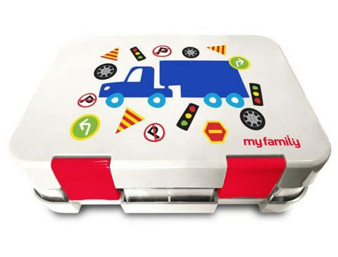 My Family Bento Lunchbox - Traffic