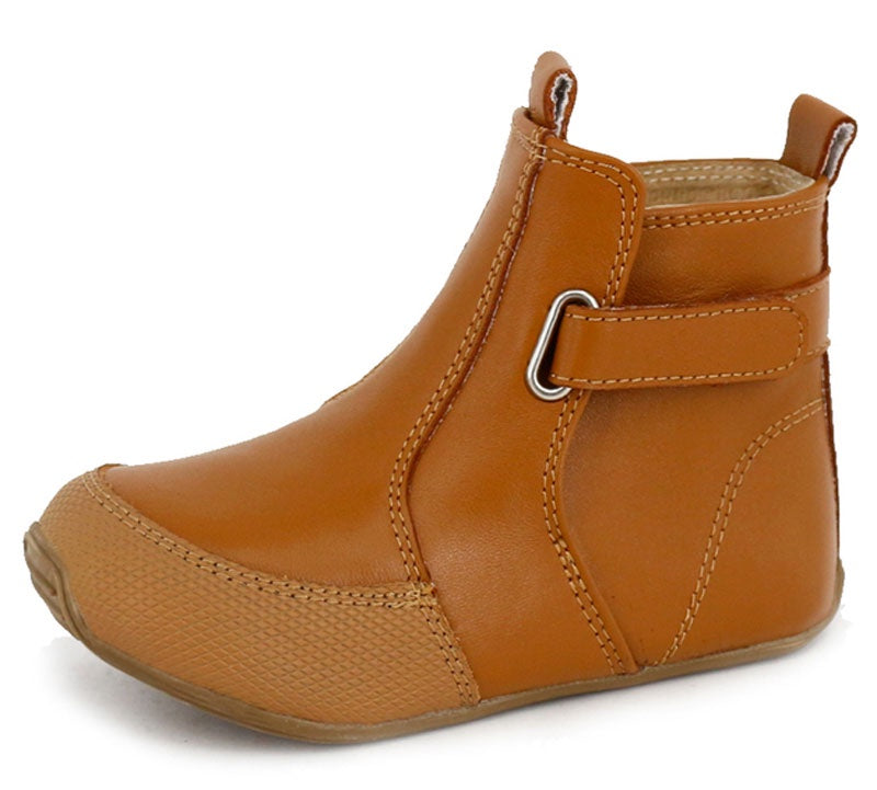Skeanie Cambridge Boot Toddler - Tan