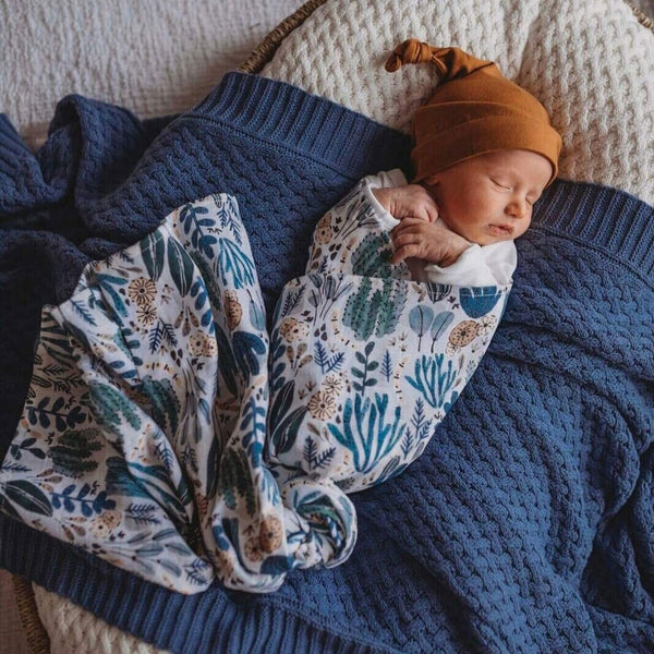 Snuggle Muslin Wrap - Arizona