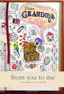 Grandma From me to You Journal